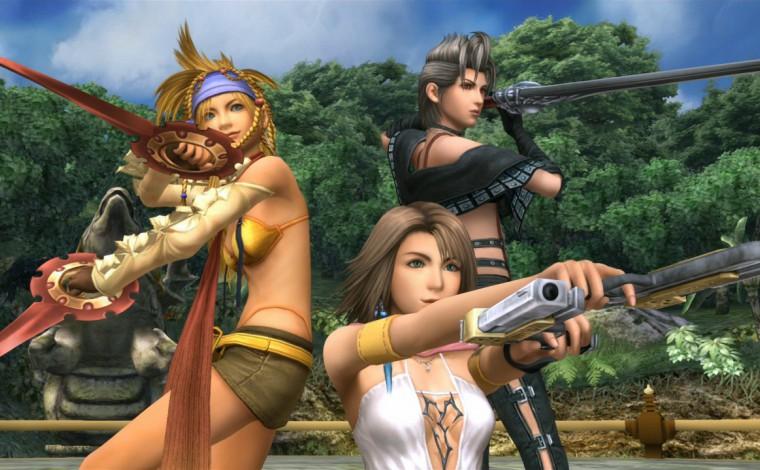 Final Fantasy X-2 : YuRiPa