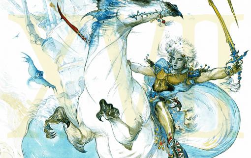 Final Fantasy Ring : 17 ans