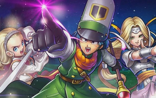 Dragon Quest Rivals sur iOS et Android