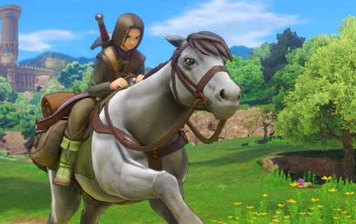Dragon Quest XI sur PlayStation 4