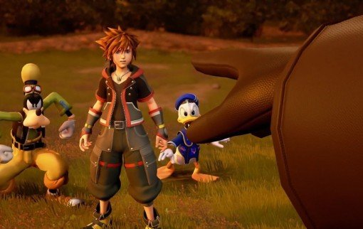 Kingdom Hearts III se (re)montre enfin