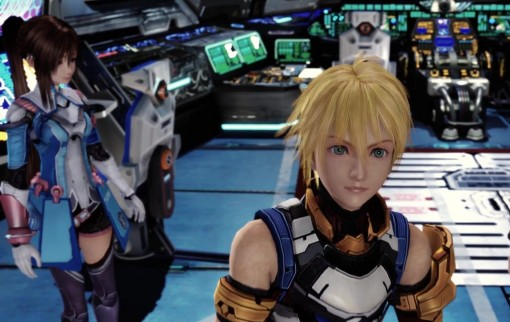 Remaster HD de Star Ocean: The Last Hope