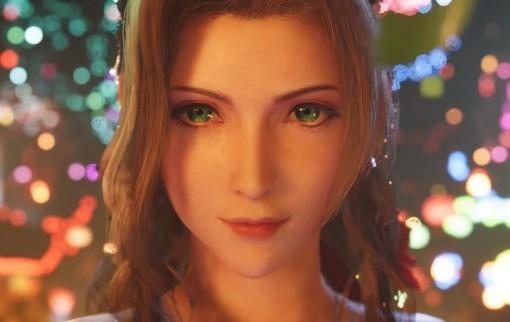 Final Fantasy VII Remake - Aerith