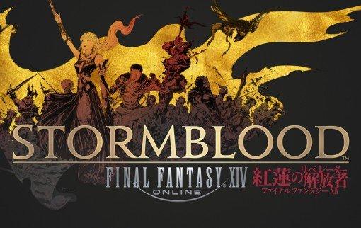 Stormblood - Final Fantasy XIV