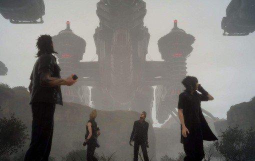 Final Fantasy XV - Key Art