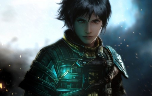 The Last Remnant - Artwork