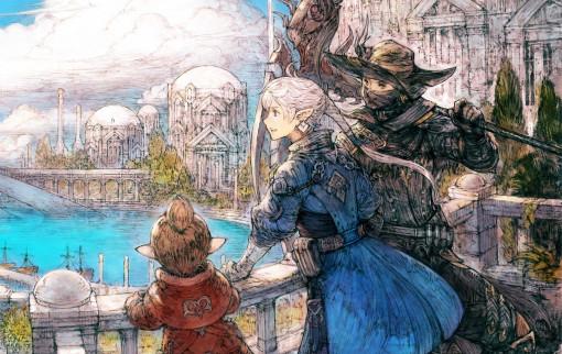 Artwork - Final Fantasy XIV: Endwalker