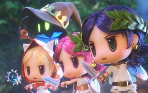World of Final Fantasy: Meli-Melo (issu de la première bande-annonce)