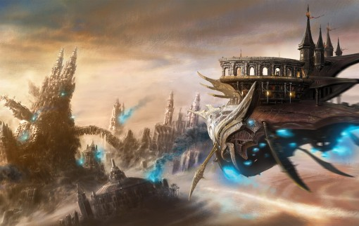 Illustration de Final Fantasy XIV 4.1