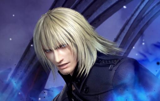 Snow Villiers dans Dissidia: Final Fantasy