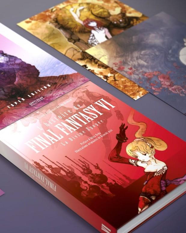 L'histoire de Final Fantasy VI - Pix'n Love - Esper Edition
