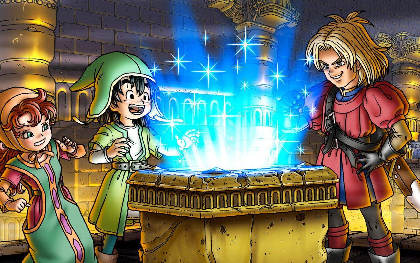 Dragon Quest VII (Nintendo 3DS)