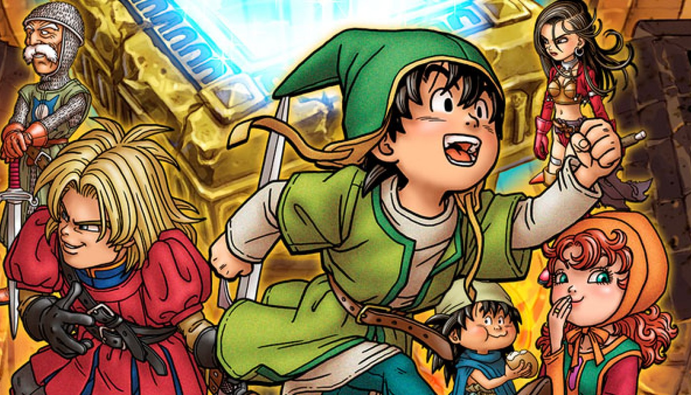 Dragon Quest VII - Beandeau