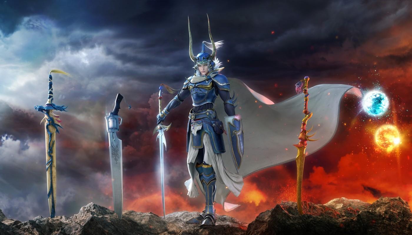 Dissidia: Final Fantasy NT - Artwork