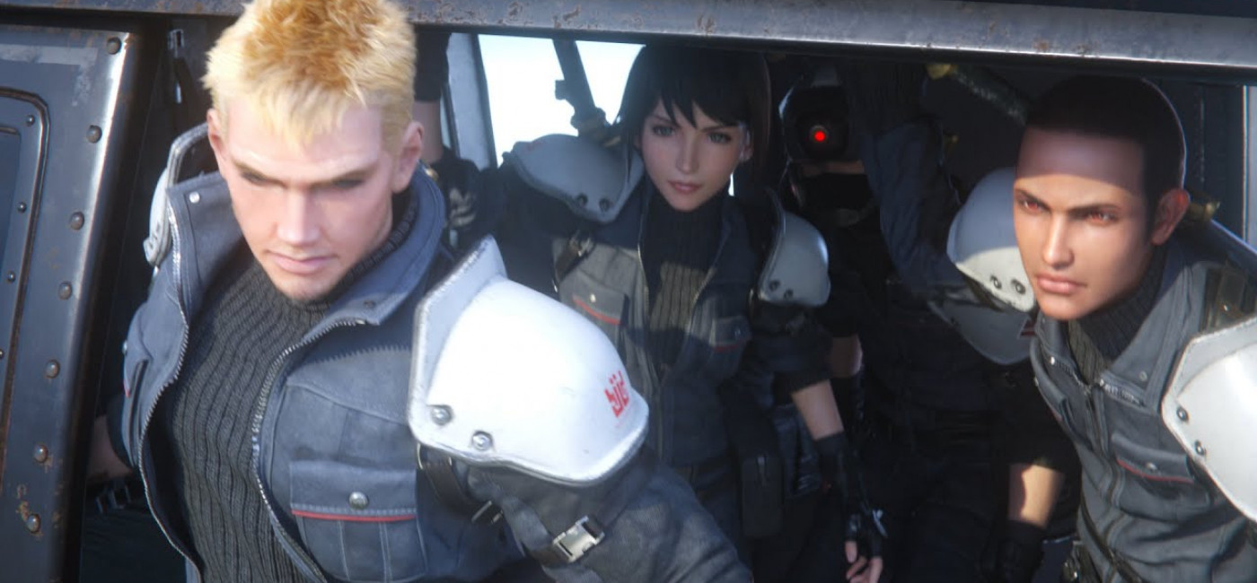 Final Fantasy VII: The First Soldier au Tokyo Game Show 2021