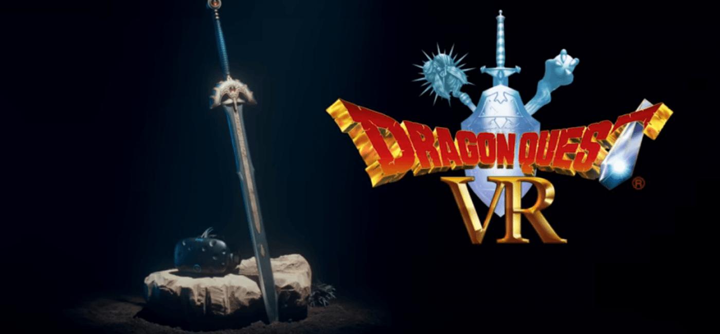 Dragon Quest VR arrive à Shinjuku