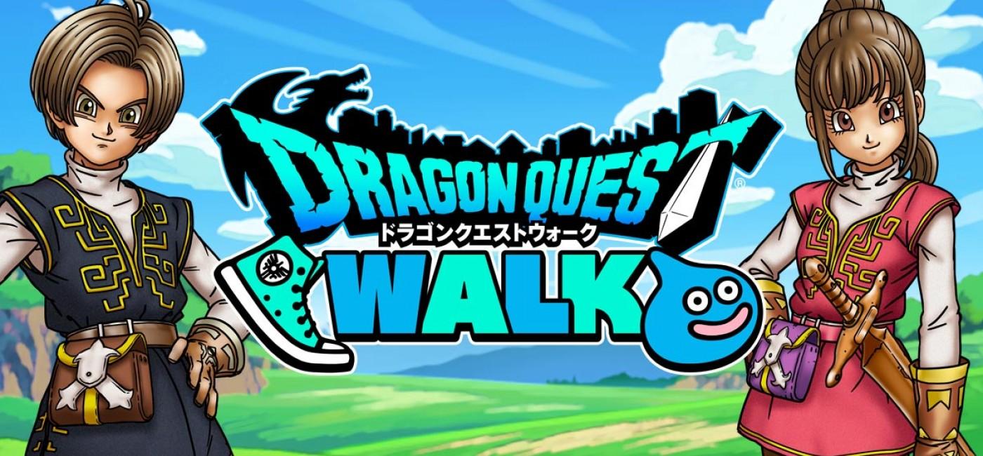 Dragon Quest Walk, la réponse à Pokémon GO