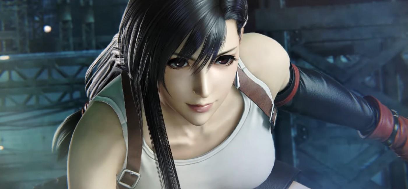 Tifa dans Dissidia Final Fantasy NT