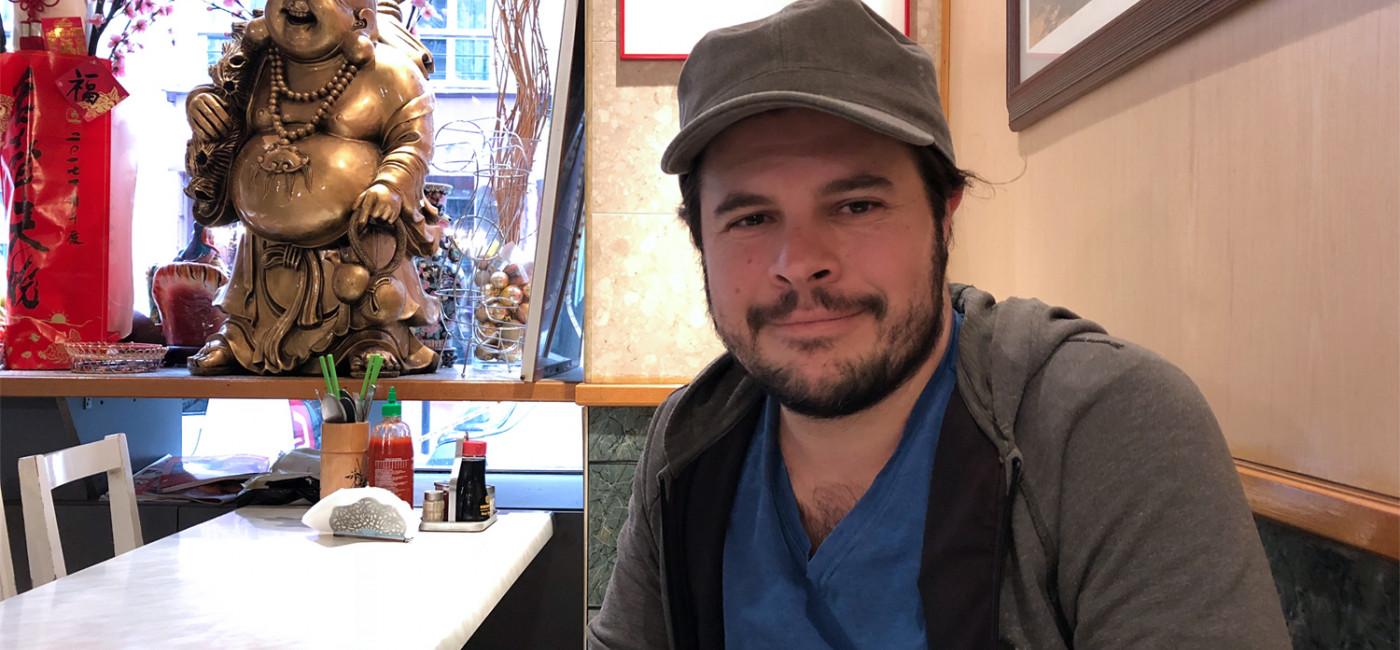 Interview de Daniel Andreyev - La Légende Dragon Quest