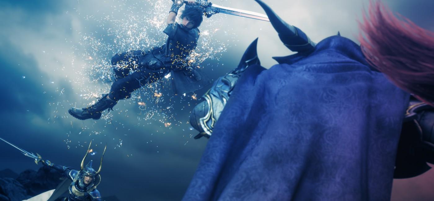 Dissidia: Final Fantasy NT, la bande-annonce de Jump Festa