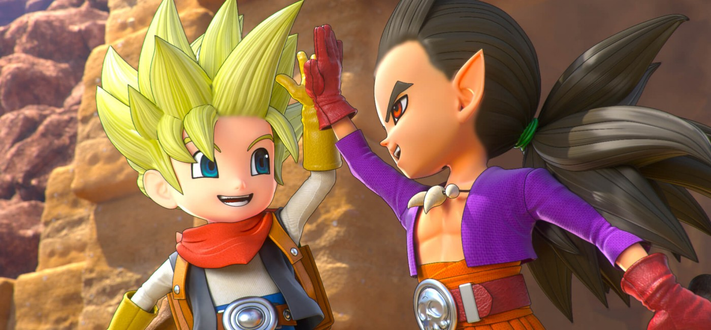Dragon Quest Builders 2