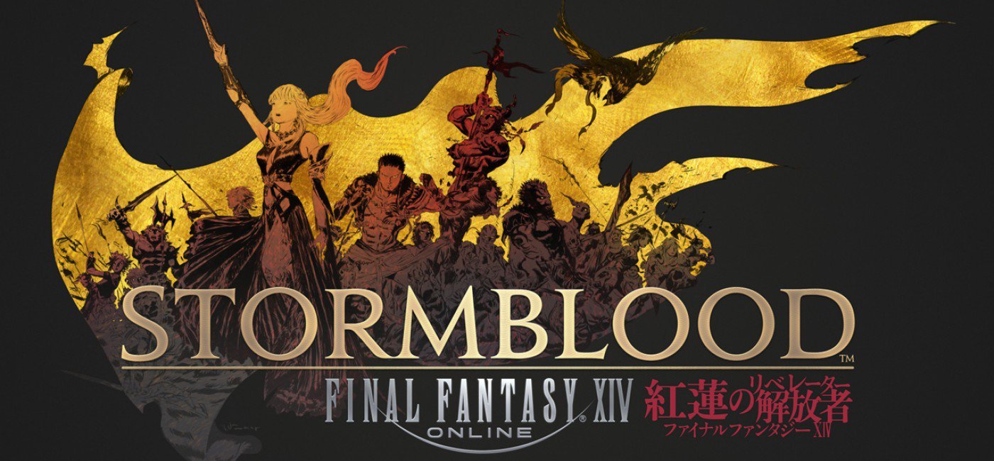 Stormblood - Final Fantasy XIV