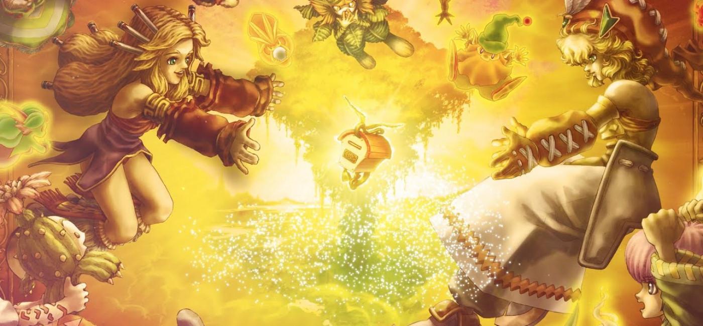 Legend of Mana sur PS4, Switch et PC
