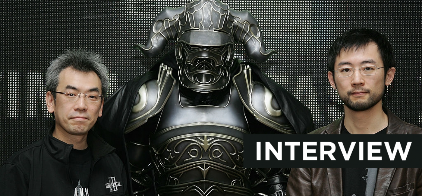 Interview des créateurs de Final Fantasy XII (archive de 2007)
