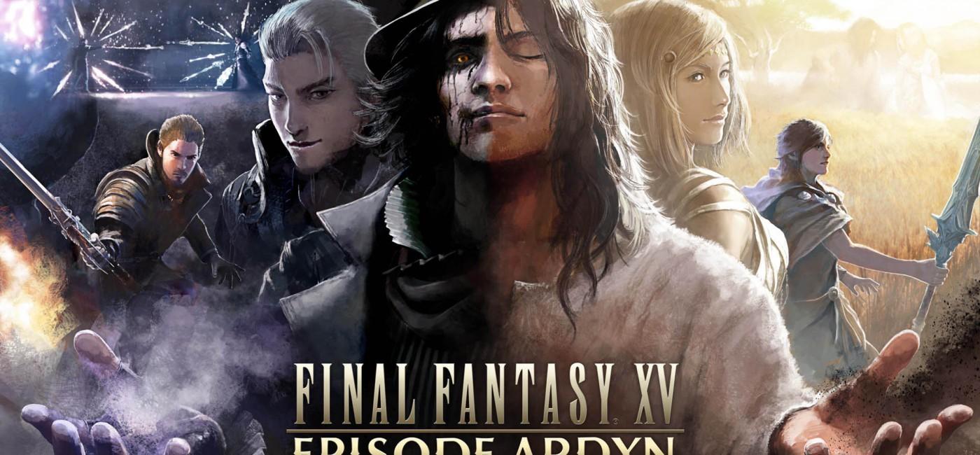 Artwork : Final Fantasy XV Episode Ardyn