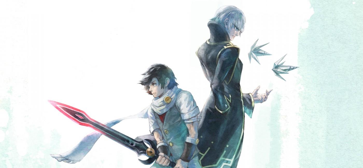 Artwork du RPG Lost Sphear - Tokyo RPG Factory
