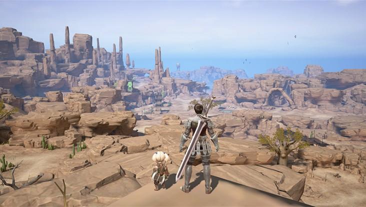Nouvelles images de Final Fantasy XI sur smartphone (1)