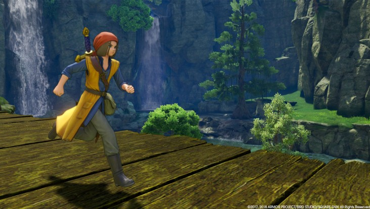 Dragon Quest XI : un costume pour rendre hommage à Dragon Quest VIII