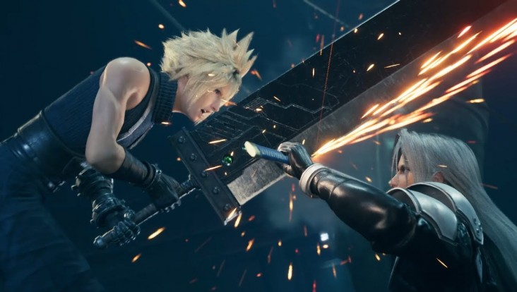 Final Fantasy VII Remake - Nanaki