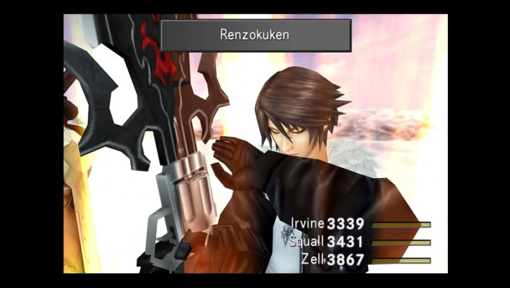 Final Fantasy VIII Remastered - Test sur Switch