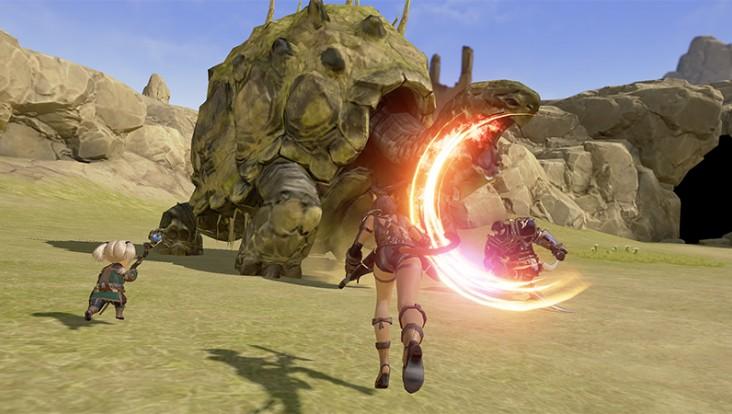 Nouvelles images de Final Fantasy XI sur smartphone (5)