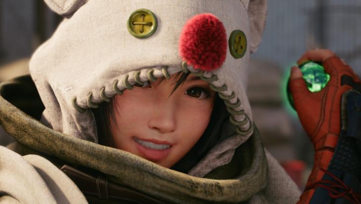 Final Fantasy VII Remake Intergrade sur PS5