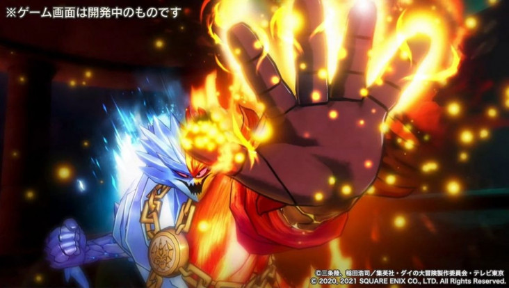 Infinity Strash : Dragon Quest The Adventure of Dai