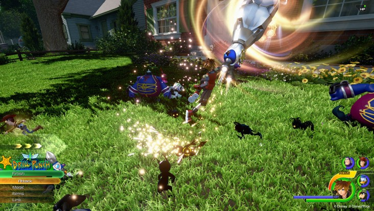 Kingdom Hearts III : le monde de Toy Story