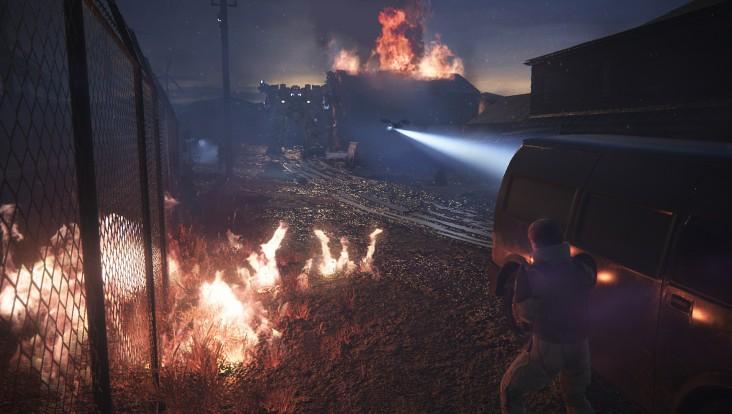 Premières images de Left Alive (Front Mission)