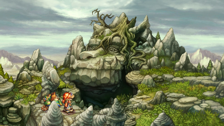 Legend of Mana — Gaeus