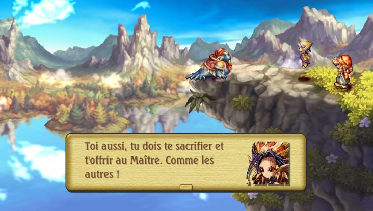 Legend of Mana — Au bord du Lac