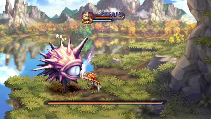 Legend of Mana — Système de combat
