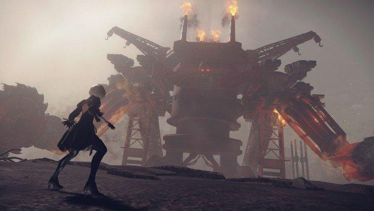 Nier: Automata paraîtra le 10 mars sur PS4 et le 17 sur PC.