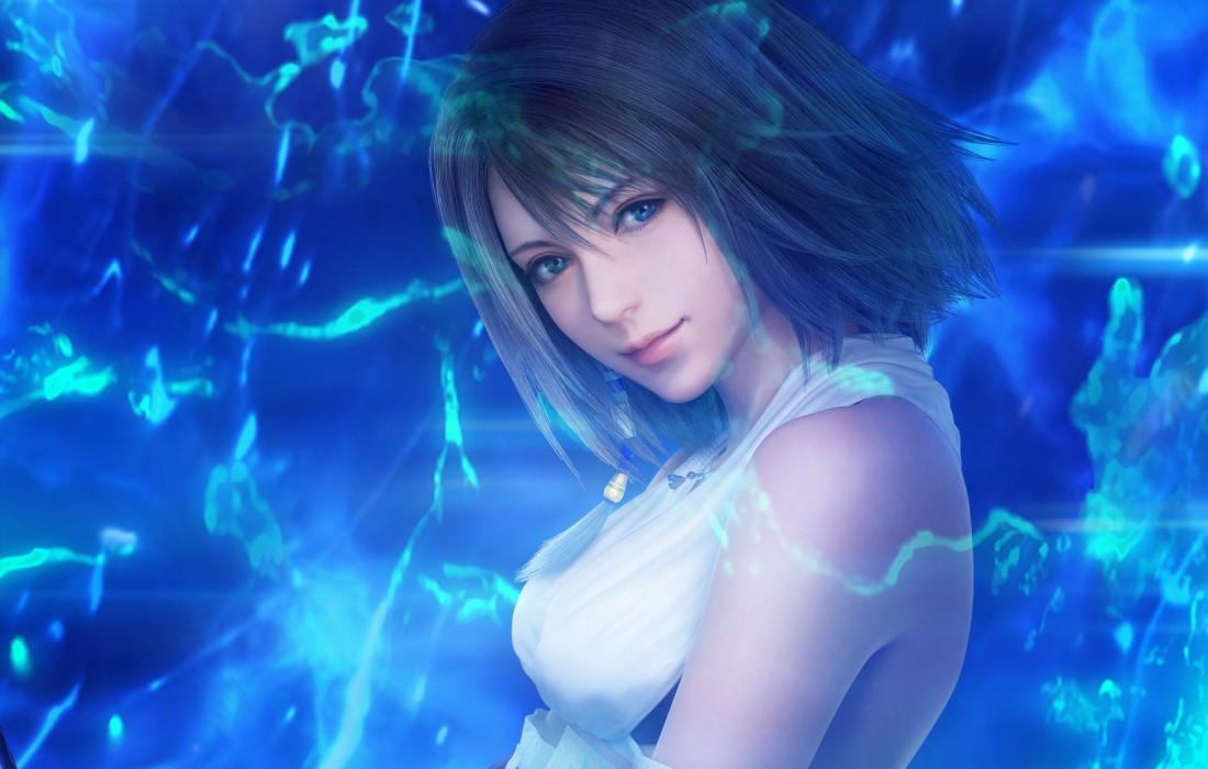 Final Fantasy X/X-2 HD Remaster - Bandeau