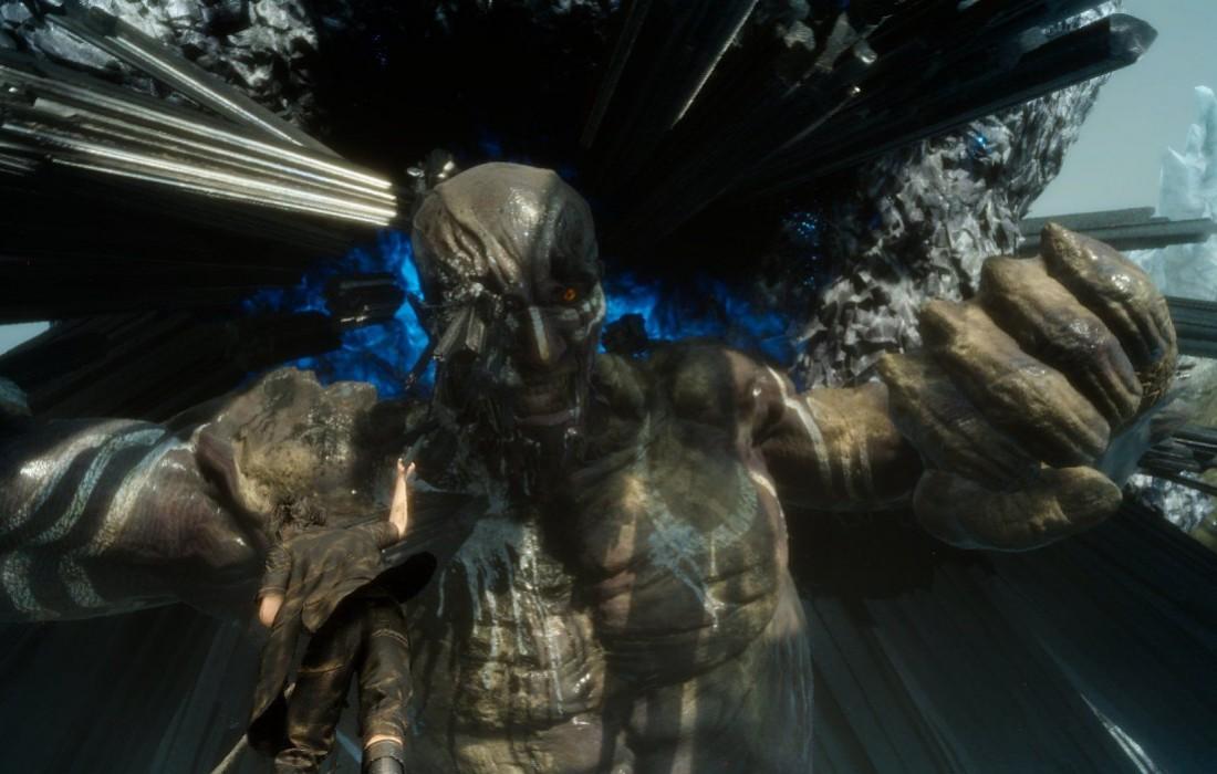 Final Fantasy XV - Titan Demo E3 Japan Expo