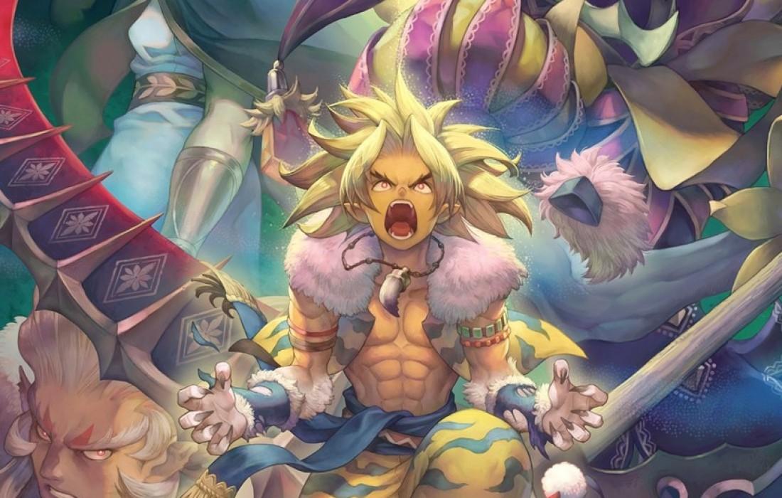 Trials of Mana - Artwork
